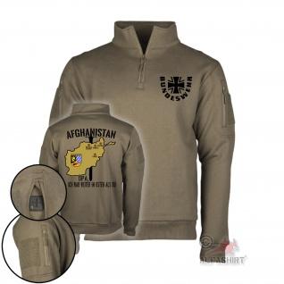 Tactical Sweatshirt 16 DEU EinsKtgt ISAF #K00508