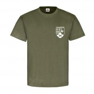 Pzartlehrbtl 325 Fmgrp1 L Bundeswehr Deutschland Militär Wappen - T Shirt #7984