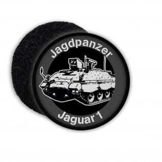 Patch Jagdpanzer Jaguar 1 Bundeswehr Panzerjäger Aufnäher #22943
