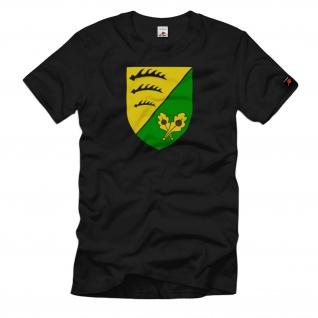 JgBtl 292 Jägerbataillon Abzeichen Bundeswehr Aufnäher Kompanie T-Shirt#34533