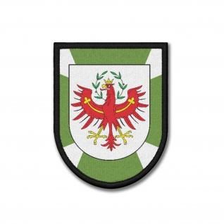 Patch Militärkommando Tirol Bundesheer Truppe Wappen Einheit #37120