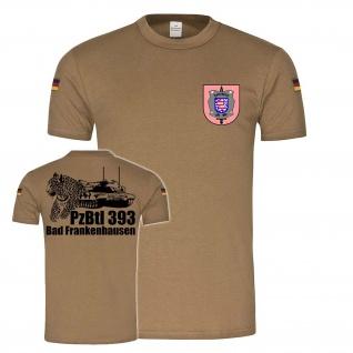 BW Tropen PzBtl 393 Bad Frankenhausen Bundeswehr Panzer Bataillon #24440