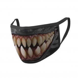 Mundmaske Dämon Virus Parasit Weltraum Wirt Maske Mund Bedeckung #34808