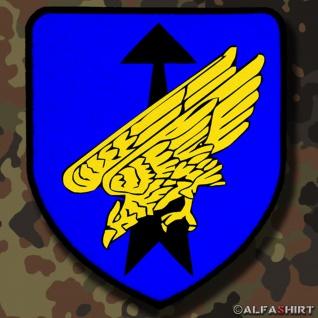 Patch / Aufnäher - DSO Patch Bundeswehr Division Spezielle Spezial #7485
