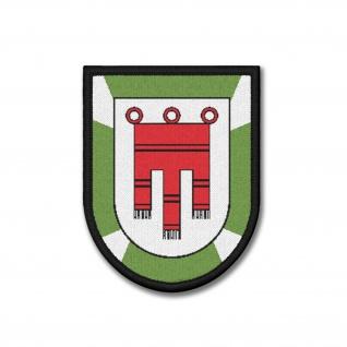 Patch Militärkommando Voralberg Bundesheer Truppe Wappen Einheit #37119