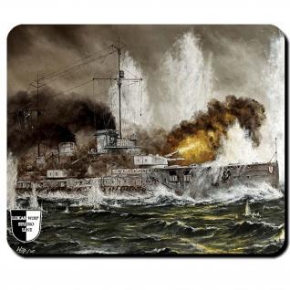 Mouspad Lukas Wirp SMS Seydlitz Schiff Erster Weltkrieg Großer Kreuzer #23882