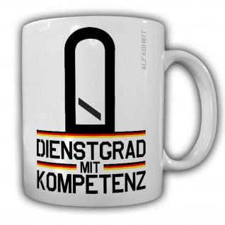 Tasse Stabsfeldwebel Dienstgrad Bundeswehr Gefr Dienstgrad Militär #20663