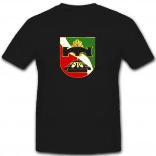Pibtl 810 Bundeswehr Wappen Abzeichen Deutschland Militär - T Shirt #7658