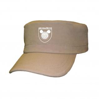 ABC Abw Btl Abwehr Bataillon 110 Bundeswehr Bund Bw Army Cap Kappe #11055