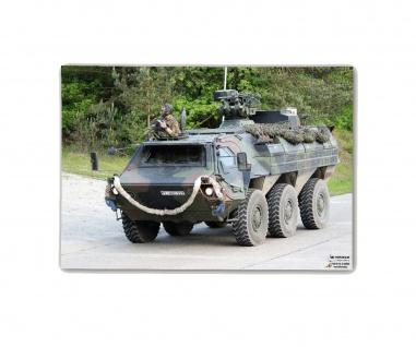 Poster M&N Pictures TPz Fuchs 1A8 JgBtl Bundeswehr Plakat ab30x21cm#30275