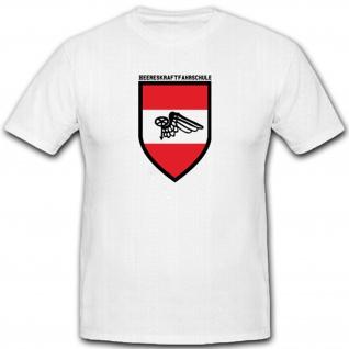 Wappen Abzeichen Artillerieschule Österreichischen Heeres Armee - T Shirt #3903