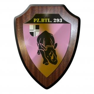Wappenschild / Wandschild / Wappen - PzGBtl 293 Panzerbataillon #6997