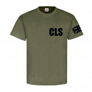 Combat Lifesaver Instructor UK CLS Ausbilder British Army - T Shirt #17574