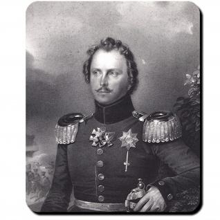 Friedrich Wilhelm Karl Preußen 1783 1851 General Kavallerie Prinz Mauspad #16394
