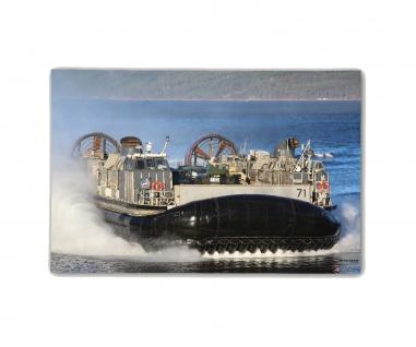 Poster M&N Pictures LCAC Luftkissenboot Landing Craft US ab30x20cm#30267