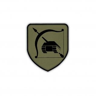 Patch / Aufnäher - PzBtl 44 Göttingen Panzerbataillon Reservist Wappen #18672