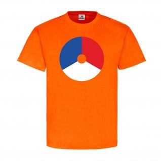 Niederlande Wappen Abzeichen Emblem Flagge Land Fahne - T Shirt #1533