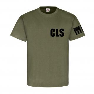 Combat Lifesaver Instructor UK CLS Ausbilder British Army - T Shirt #17573