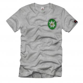 GebJgBrig 23 Gebirgsjäger Brigade Bad Reichenhall Deutschland T-Shirt#37674