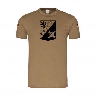 BW Tropen InstBtl 141 Lüneburg Instandsetzungsbataillon 141 T-Shirt #32963