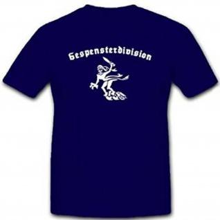 Gespensterdivision - 11. und 7. Panzer-Division PzDiv Deutschland T Shirt #12259