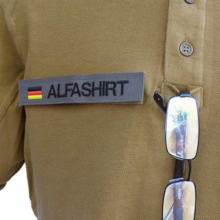 Tactical Poloshirt Alfa - General Dienstgrad Schulterklappe Offizier #19108
