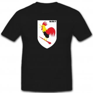 KG 77 Gruppe 1 Luftwaffe Kampfgeschwader Wappen Abzeichen Emblem - T Shirt #4484