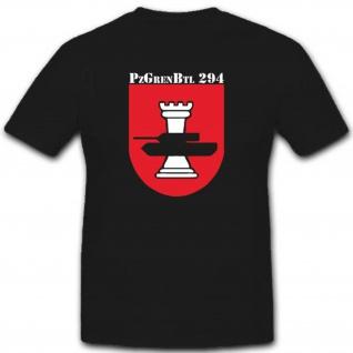 Pzgrenbtl294 Panzergrenadierbataillon Panzerkampfwagen Bundeswehr T Shirt #2467