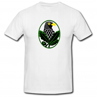 Scharfschützen Abzeichen Wappen Militär - T Shirt #947