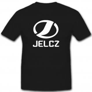 Jalcz Logo Polen Firma Fahrzeuge Busse LKW- T Shirt #7602