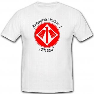 8./JG1 Stab 8. Staffel Jagdgeschwader 1 Wappen Abzeichen Emblem - T Shirt #1709