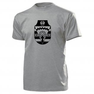 GBK Abzeichen Grenzbrigade Küste Wappen GBrK Grenztruppen DDR NVA T Shirt #17475