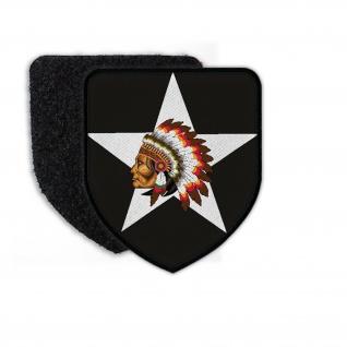 Patch 2nd Infantry Division Us Army Militär Aufnäher Einheit Abzeichen #23514