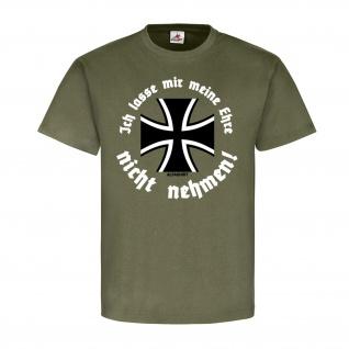 BW Soldat Ehre Bundeswehr Tradition Eisernes Kreuz Skandal Verbot #21837