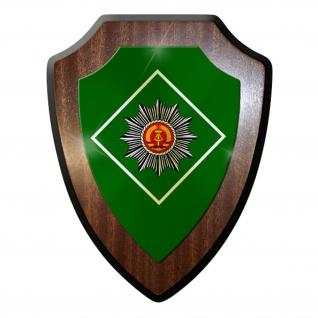 Wappenschild / Wandschild - Bereitschaft Volkspolizei Vopo DDR #11981