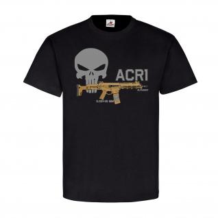 ACR 1 Sturmgewehr Cod Nato Us Bf Gamer Punishing Spezialeinheit T Shirt #21388