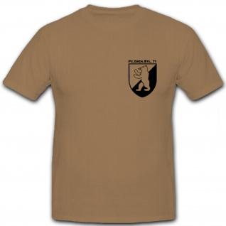PzGrenBtl 71 Panzer Grenadier Bataillon Bundeswehr Militär - T Shirt #5922