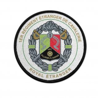 Patch Légion étrangère 1 REC 1er régiment étranger de cavalerie #36570