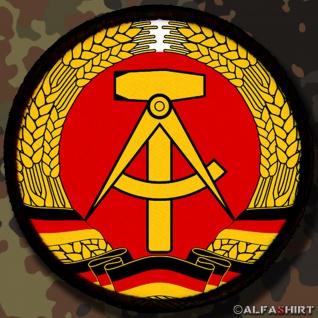 Patch / Aufnäher - DDR Patch NVA Wappen Deutsche Demokratische #7142