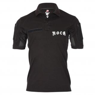 Tactical Poloshirt Alfa Rock Sternchen Rockmusik Music Tanzen Spaß Rock #20763