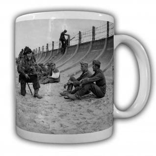 D-Day Tasse US Army Frankreich Soldaten Normandie Militär Schlacht#22518