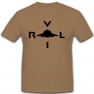 Haunebu VRIL Reichsflugscheibe UFO Fliegende Deutschland - T Shirt #10627