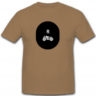 Kommandantendienst Abzeichen NVA DDR Militär Emblem Wappen - T Shirt #7919