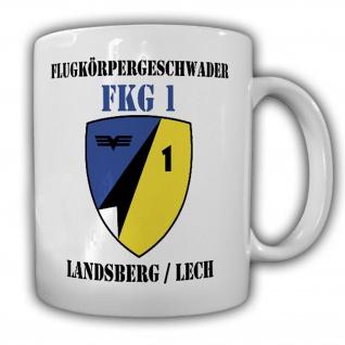 FKG 1 Flugkörpergeschwader Landsberg Lech BW Luftwaffe Wappen Tasse #15386