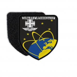 Patch 75 x 65 Weltraumlagezentrum Bundeswehr Kalkar Wappen Luftwaffe #34793