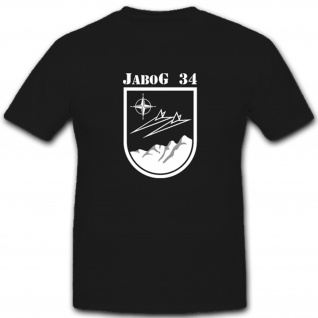 Luftwaffe Bundeswehr Allgäu Wappen Logo Geschwader Jabog 34 T Shirt #1497