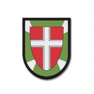 Patch Militärkommando Wien Bundesheer Truppe Wappen Einheit#37124