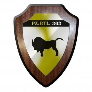 Wappenschild / Wandschild / Wappen - PzGBtl 363 Panzerbataillon #6996