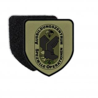 Patch Ausbildungszentrum Spezielle Operationen Tarn BW Militär Wappen #30733