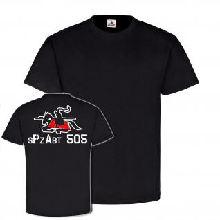 Tiger 1 sPzAbt 505 Schwere Panzer Abteilung Ritter Reiter Kurland T-Shirt#19966